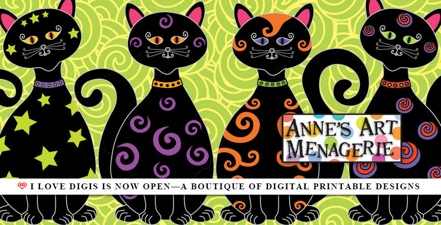 Anne's Art Menagerie