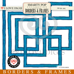 Smarty Pop Borders & Frames