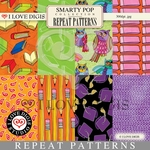 Smarty Pop Repeat Patterns #1 - 8