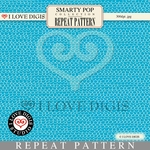 Smarty Pop Repeat Pattern #15 Scallop