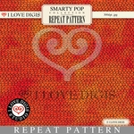 Smarty Pop Repeat Pattern #21 Scallop
