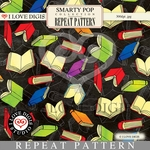 Smarty Pop Repeat Pattern #19 Books - Multicolor