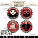 Thriller Bottle Caps #1