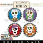 Thriller Bottle Caps #3
