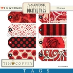Valentine Digital Tags