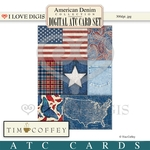 American Denim Digital ATC Cards #1