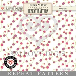 Berry Pop Repeat Pattern #10 Berries
